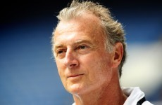 Trevor Francis suffers suspected heart attack
