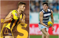 Good news for Irish duo in Oz as Nash and O'Connor elevated for same AFL game