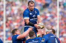 Ruddock fit and flexible as he leads Leinster into new campaign