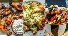The ultimate Sunday fakeaway: 3 spicy, sticky, flavour-packed ways with chicken wings