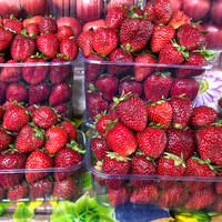 What to do with… berries that are just the wrong side of ripe