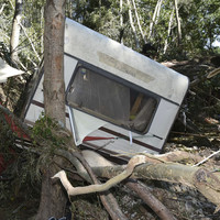 Two Germans held in France over flooded youth campground