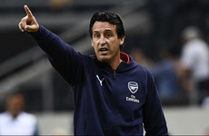 Emery reveals his Arsenal blueprint: 'The aim is to arrive as champions'