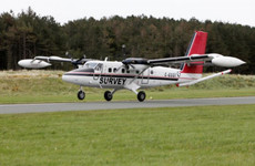 Plane carrying out new surveying mission across countryside 'may startle livestock'