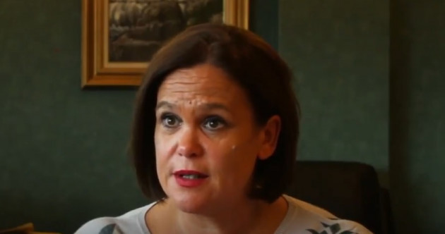 'I want the organisation to be friendly, respectful': Mary Lou McDonald on the continuing SF bullying claims