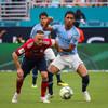Guardiola fumes as Brazilian midfielder Luiz remains unavailable