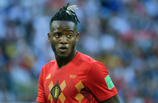 Michy Batshuayi departs Chelsea for La Liga side Valencia