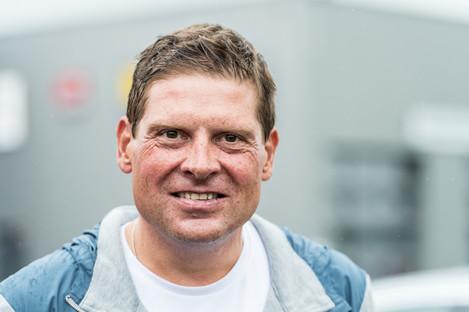 Former professional cyclist Jan Ullrich.