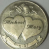 Gardaí reunite Cork grandparents with 27-year-old coin from their wedding