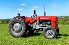 Police appeal for information after 12 vintage tractors stolen