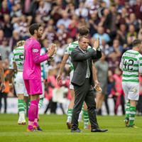 Brendan Rodgers won't walk away from Celtic despite transfer rift