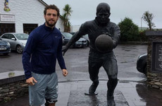 Tom Parsons visits Páidí Ó Sé's statue, Thomas Barr soaks in victory and more tweets of the week