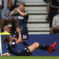 Marcelo Bielsa's Leeds continue strong start, as they put Frank Lampard's Derby to the sword