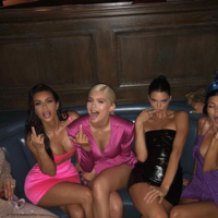 Kanye West basically just implied that he'd like to ride Kim's four sisters