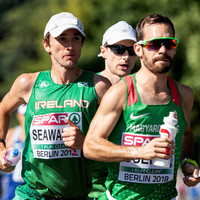 Top 20 finishes for two Irish athletes in European Championship marathon