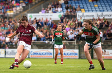 Five-goal Galway power into last four as they put Mayo to the sword