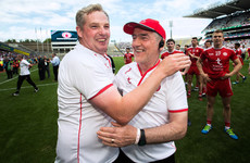 Mickey Harte: 'There is a longing in the people of Tyrone to be here on All-Ireland final day'