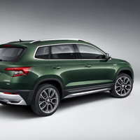 Skoda announces Sportline and Scout versions of its Karoq SUV