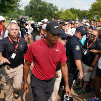 Tiger delivers one of the great Sunday finishes but comes up just short of his 15th Major