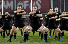 All Blacks coach Steve Hansen defends 'overused' haka