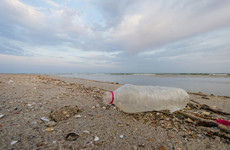 Poll: Should plastic bottles be banned from Irish beaches?