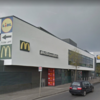 Thieves escape empty-handed after setting off smoke alarm during McDonald's break-in