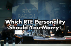 Which RTÉ Personality Should You Marry?