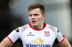 Big blow for Ulster as injury lay-off for Jacob Stockdale is confirmed