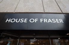 House of Fraser says it won't accept existing gift vouchers in Dundrum store