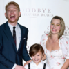Domhnall Gleeson says Margot Robbie has taught him how to handle public attention