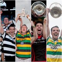 Clashes of recent champions the standout ties in draws for Cork senior club knockout stages