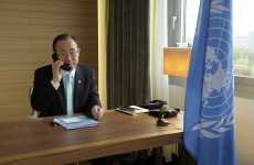 UN approves first observers for Syria