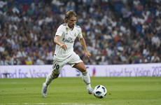 Modric's agent claims Real Madrid star wants to join Inter Milan