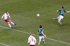 Ronaldo's overhead kick and Eriksen strike against Ireland up for Uefa Goal of the Season