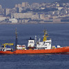 Malta to allow rescue ship Aquarius to dock but migrants will be sent to other EU countries
