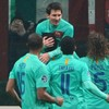 Big 2 win in Spain following Messi and Ronaldo late shows