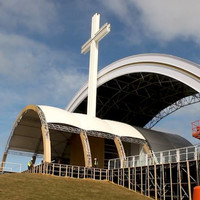 The Papal Cross, the Claddagh ring and 3,000 singers: Behind-the-scenes as the Phoenix Park gets ready for Pope Francis