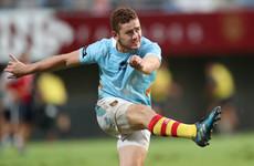 Ireland return far from Jackson's mind as he attempts to restart career in Perpignan