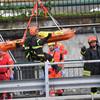 Search for Genoa bridge collapse survivors continues under thousands of tonnes of rubble