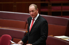 Australian senator widely condemned for calling for 'final solution' to immigration