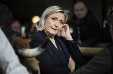 Web Summit founder withdraws invite for far-right leader Marine Le Pen to 2018 event