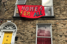 Activists occupying vacant property in Dublin 'still committed to action' despite a legal threat