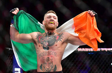 Tickets for McGregor's return go on sale this week and the cheapest will set you back €180