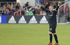Wayne Rooney continues excellent start to life in US
