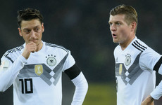 Ozil's racism claims nonsense, says Kroos