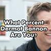 What Percent Dermot Bannon Are You?