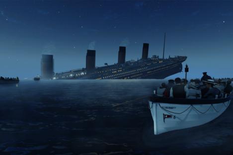 Virtual Reality Titanic