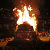 Bonfire in Northern Ireland featuring names of murdered police officers condemned