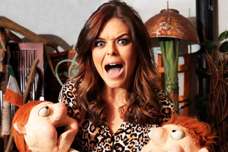 Doireann Garrihy is the presenter as Podge & Rodge return to RTÉ.