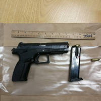Man (22) arrested after two guns and crack cocaine seized in Ballyfermot